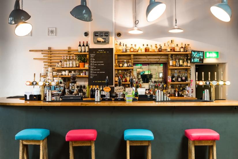 Hot Soup House Love Inn Bar